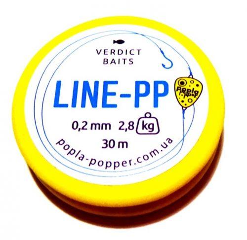Line-PP for POPLA-POPPER