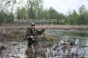 Владимир Колючий – знает, где ловится крупная красноперка
